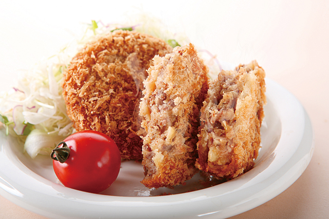 コロッケ 西郷亭 | 美味いっぴん倶楽部