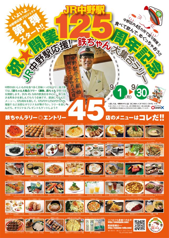 中野駅ポスター4
