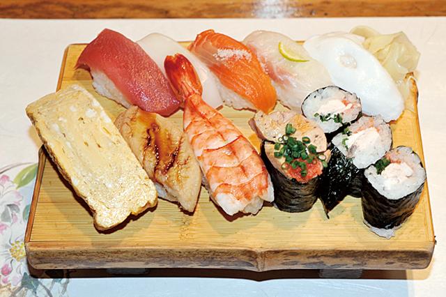 三楽寿司 | 美味いっぴん倶楽部